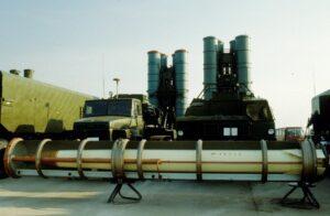 Die russischen Flieger- und Raketenabwehrsysteme S-300