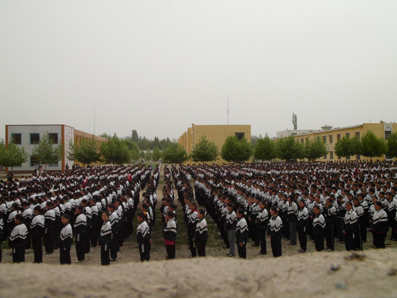 Chinas Politik gegenüber den Uighuren