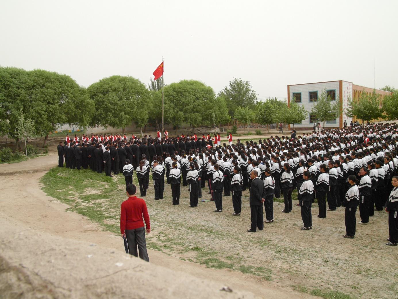 Machtausübung durch die Herrscher Chinas
